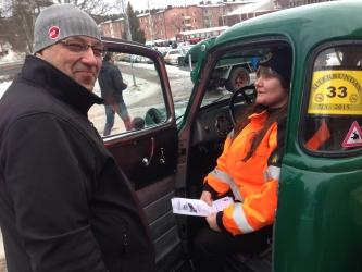 Juha KIvimaa intervjuar Helan Norberg