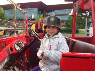 Wilma i Scania-Vabis