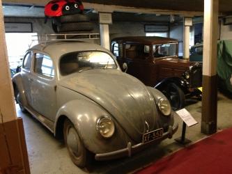 Finlands äldsta VW
