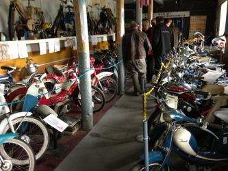 Egen avdelning för mopeder