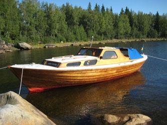 Mahognybåt / mahonkivene