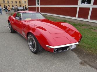 Fin Corvette