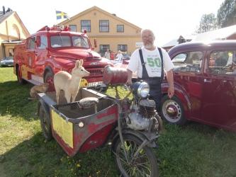 Thomas Bengtsson med senaste fyndet